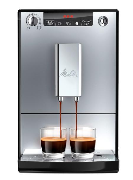 Melitta Caffeo Solo machine à grain